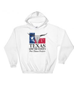 Texas longhorn Hooded Sweatshirt