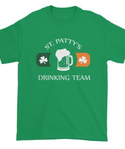 St Patty's Drinking Team Short sleeve t-shirt