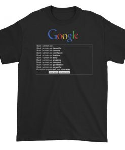 google black women are search Short sleeve t-shirt