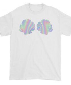 mermaid shell Short sleeve t-shirt