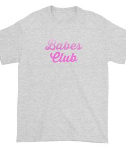 mockup 34775c0a 247x296 - Babes Club Short sleeve t-shirt