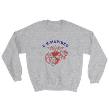 Vintage U.S. Marine Sweatshirt