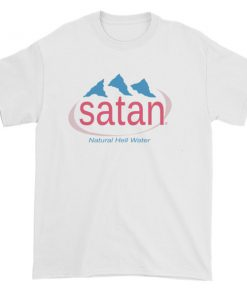 Satan Natural hell water Short sleeve t-shirt