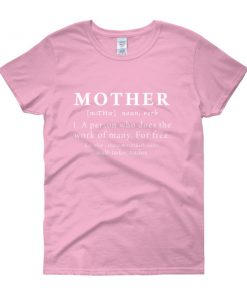 Definition Mother's Women's short sleeve t-shirt