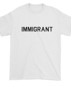 Immigrant Short sleeve t-shirt