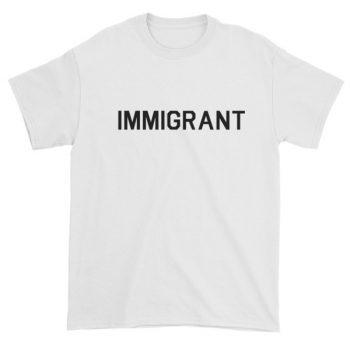 Immigrant Short sleeve t-shirt