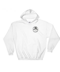 San Francisco – The City by the Bay Hooded Sweatshirt