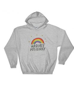 mockup 32cb5845 247x296 - radiate positivity rainbow Hooded Sweatshirt