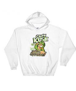 Capn Kush Hooded Sweatshirt