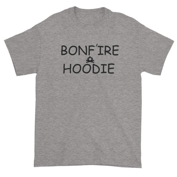 Bonfire Hoodie Short sleeve t-shirt