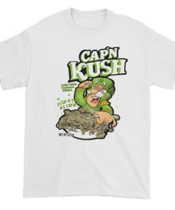 Capn Kush Short sleeve t-shirt