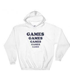 adventure land games Hooded Sweatshirt