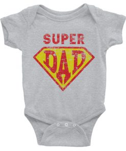 mockup db51a8ef 247x296 - Super Dad Infant Bodysuit