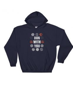 mockup de5664f6 247x296 - Dun With You Hooded Sweatshirt