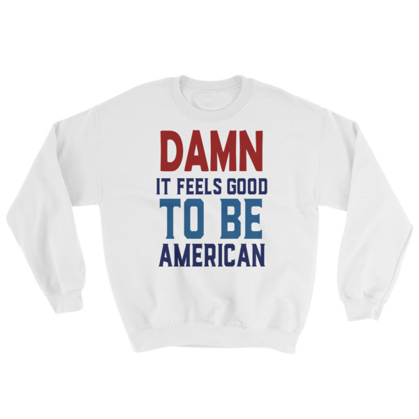 GOD GUNS GLORY – 4th of July Sweatshirt