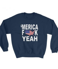 mockup 3b1decd7 247x296 - Merica fuck yeah – funny 4th of July Sweatshirt