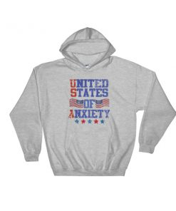 mockup 5e50dddc 247x296 - United States Of Anxiety - 4th July fest Hooded Sweatshirt