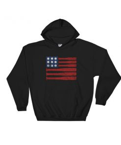 baseball independence day – 4th July fest Hooded Sweatshirt