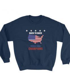 mockup 5fc9f09f 247x296 - back to back world war champs – funny 4th of July Sweatshirt