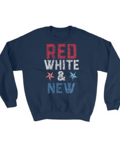 mockup 65f913f5 247x296 - Red white and new – Independence Day 4th July Sweatshirt