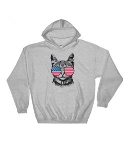 mockup 6aa99fb8 247x296 - Patriotic Merica – 4th July Fest Hooded Sweatshirt
