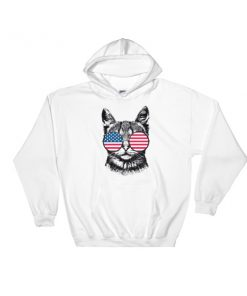 Patriotic Merica – 4th July Fest Hooded Sweatshirt