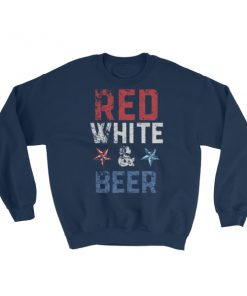mockup ed764428 247x296 - Red white and beer – Independence Day 4th July Sweatshirt