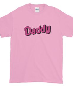 Daddy Graphic Tees Shirt