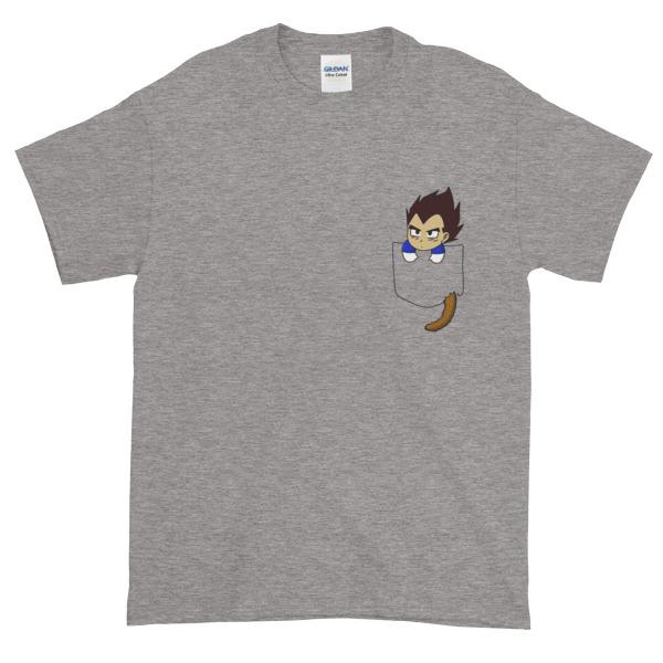 mockup 4eac5726 - Chibi Vegeta Graphic Tees Shirt CPD 002