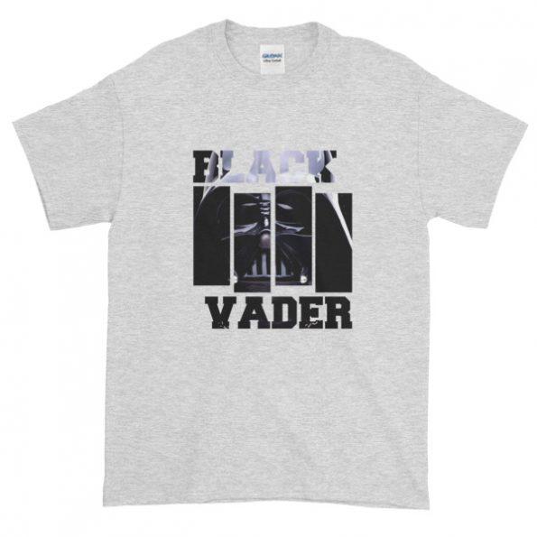Darth Vader Black Flag Graphic Tees Shirt