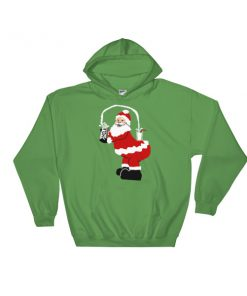 Kim Kardarshian Joke funny Christmas Hooded Sweatshirt