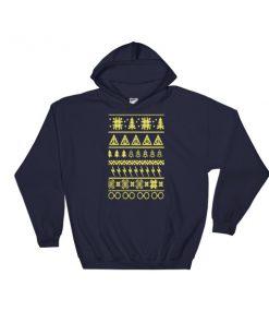 mockup 506f1762 247x296 - Harry Potter Ugly Christmas Hooded Sweatshirt