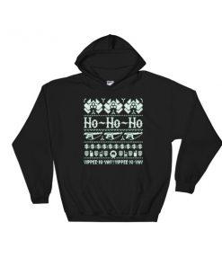 Die Hard – Ho Ho Ho Hooded Sweatshirt