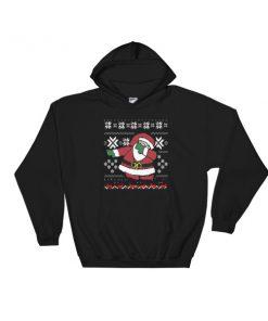 mockup cab065ea 247x296 - Dubbing Santa Funny Ugly Christmas Hooded Sweatshirt