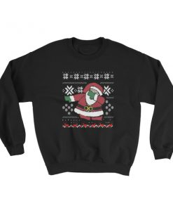 mockup 05348d95 247x296 - Dubbing Santa Funny Ugly Christmas Sweatshirt