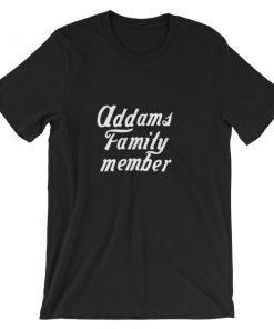 mockup 0bad1820 247x296 - addams family member Short-Sleeve Unisex T-Shirt