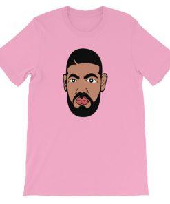 mockup 1e2f2bf8 247x296 - Drake face Funny Short-Sleeve Unisex T-Shirt