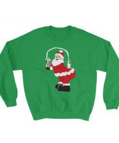 mockup 218fa1c8 247x296 - Kim Kardarshian Joke funny Christmas Sweatshirt