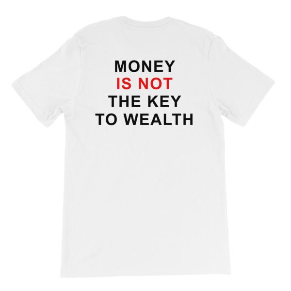 mockup 29e06018 - Beautiful Mind Short-Sleeve Unisex T-Shirt