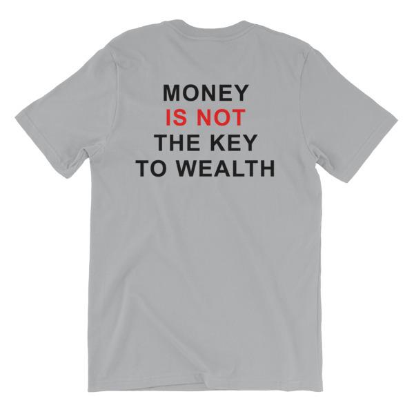 mockup 3e92aa4c - Beautiful Mind Short-Sleeve Unisex T-Shirt