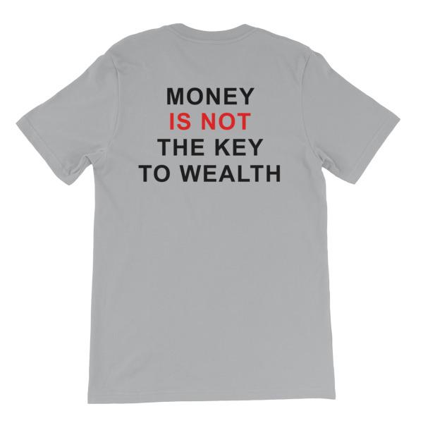 mockup 5725bf4a - Beautiful Mind Short-Sleeve Unisex T-Shirt