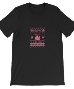 mockup 5b271720 247x296 - X MAS TREE Short-Sleeve Unisex T-Shirt