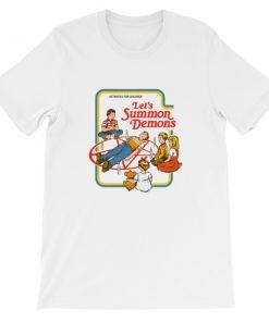 mockup 5d4547d2 247x296 - Activities for children let's summon demons Short-Sleeve Unisex T-Shirt
