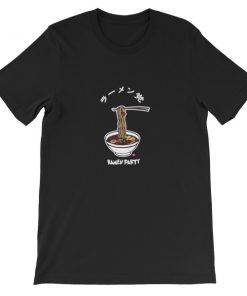 mockup 8b1b9b24 247x296 - ramen party Short-Sleeve Unisex T-Shirt