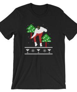drake ugly christmas Short Sleeve Unisex T Shirt