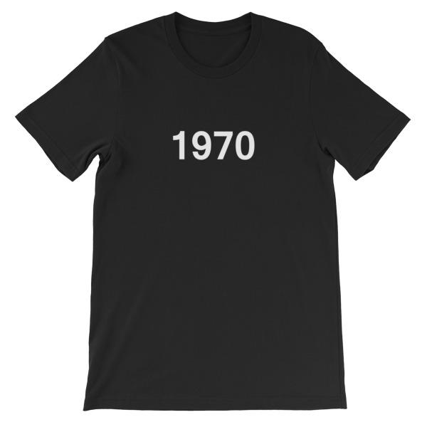 mockup 98838d69 - 1970 Short-Sleeve Unisex T-Shirt