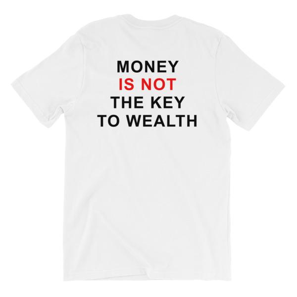 mockup ac8efeb8 - Beautiful Mind Short-Sleeve Unisex T-Shirt