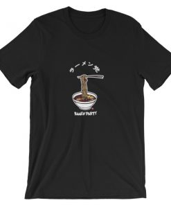 mockup acf9a313 247x296 - ramen party Short-Sleeve Unisex T-Shirt