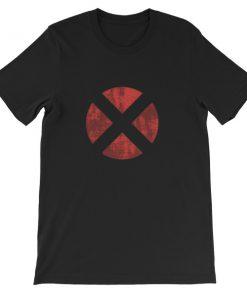 mockup b1337cad 247x296 - x-men logo Short-Sleeve Unisex T-Shirt