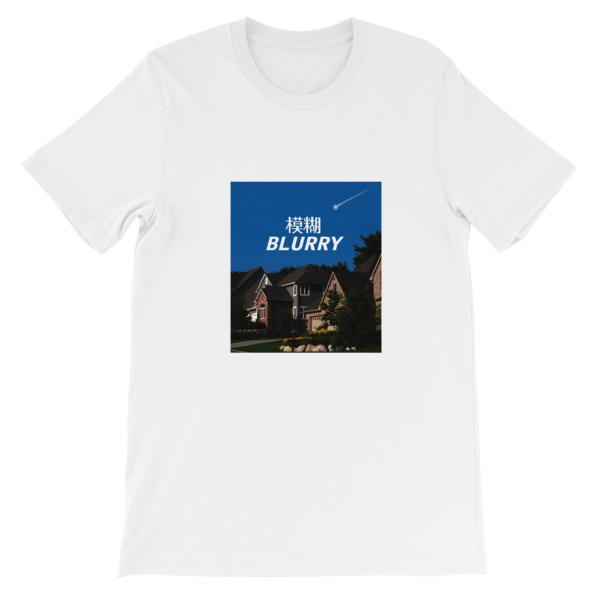 mockup b37e1548 - Beautiful Mind Short-Sleeve Unisex T-Shirt